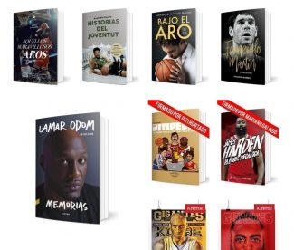 Libros de baloncesto: estos son los que te ofrecemos en nuestra tienda