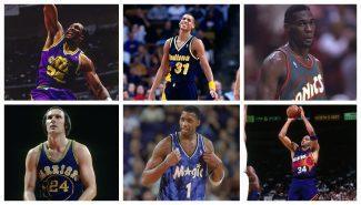 ¿Las 10 mejores camisetas de la historia de la NBA? Desde EEUU hacen esta clasificación…