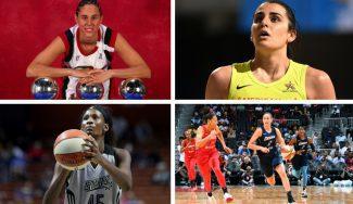 Lista completa: todas las españolas que han jugado en la WNBA