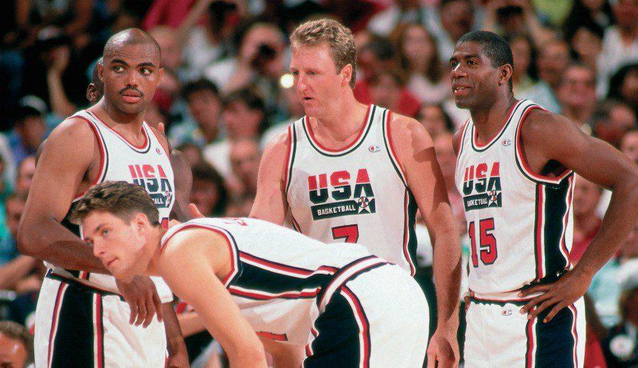 Hubo un equipo que derrotó al Dream Team. ¿Quiénes lo componían?