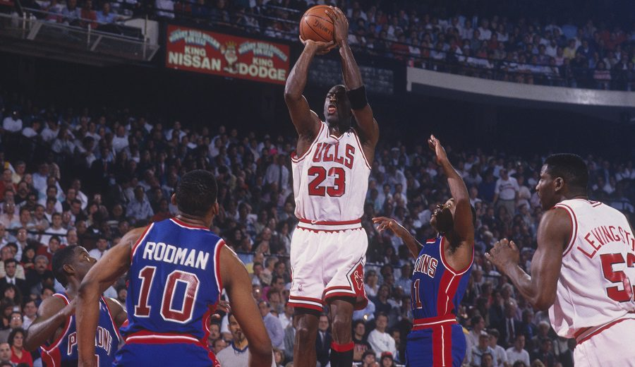 aleatorio Máxima brumoso  Tim Grover, el secreto de Michael Jordan para ganar la NBA