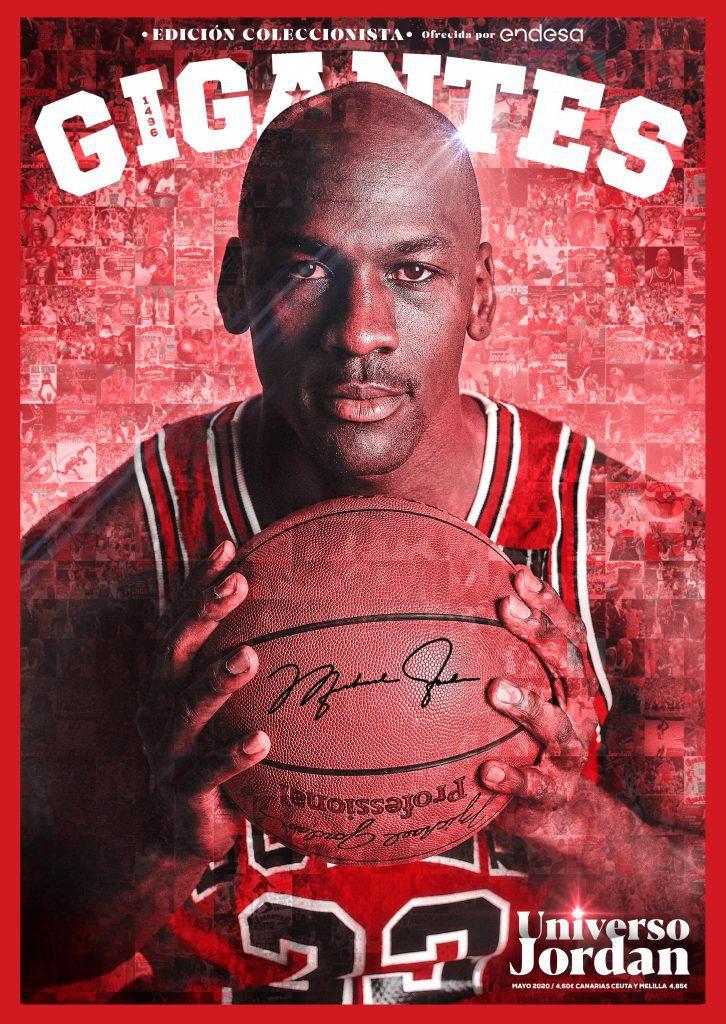 Michael Jordan, Gigantes del Basket