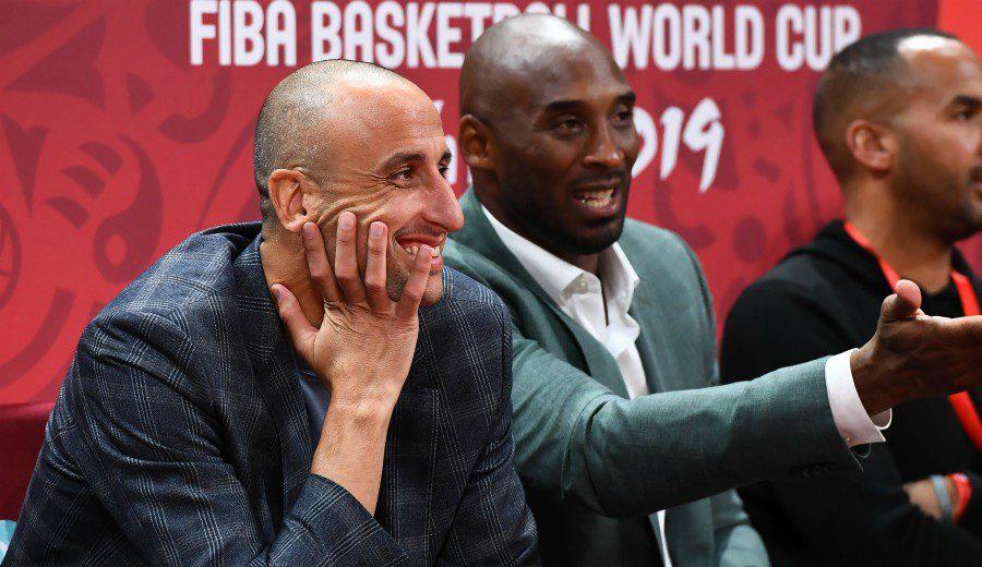 La curiosa anécdota de Kobe Bryant con Manu Ginóbili… y Gabriel Deck