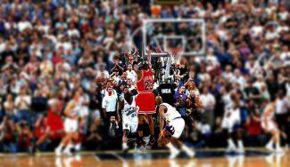 Aprende a ejecutar el tiro más famoso de la carrera de Michael Jordan