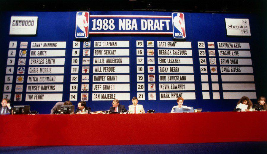 Draft NBA: historia, formato, todos los números uno