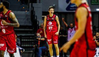El checo Vit Krejci se presenta al Draft NBA 2020: así crece en el Zaragoza