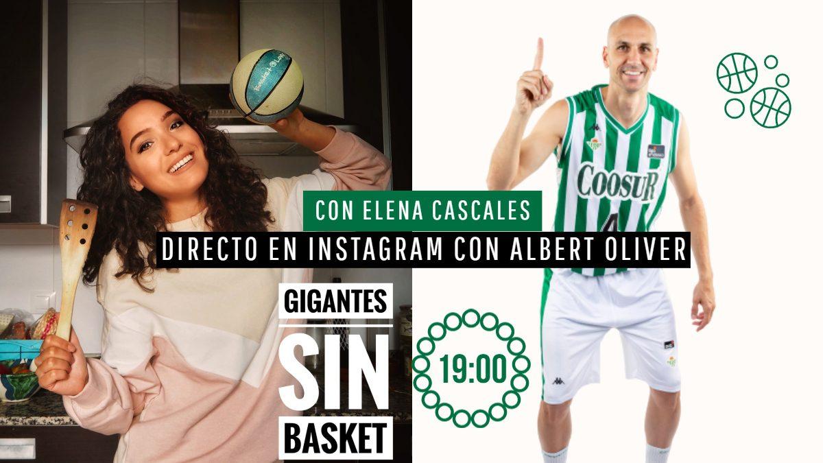 Albert Oliver, protagonista del estreno de 'Gigantes sin Basket'. Aquí, lo más destacado