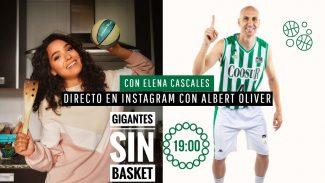 Gigantes del Basket presenta 'Gigantes sin Basket'… Te esperamos en Instagram