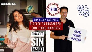 Pedro Martínez, en 'Gigantes sin Basket': aquí, lo más destacado de la entrevista