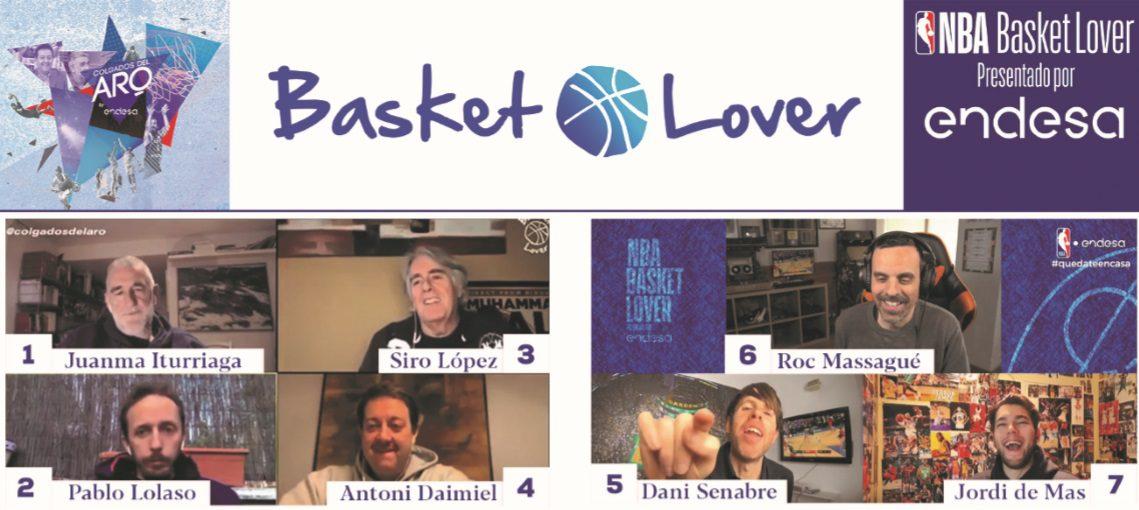 Consejos de Colgados del Aro y NBA Basket Lover para el confinamiento: series, películas, libros…