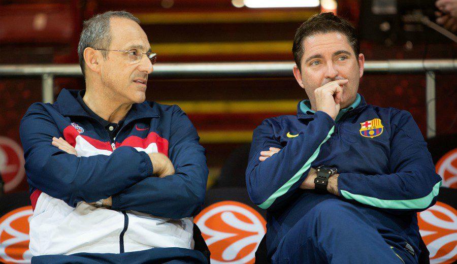 La frase de Ettore Messina que dejó marcado a Xavi Pascual sobre ser buen entrenador