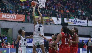 Así juega Lauren Betts, la hija del ex ACB Andy Betts y uno de los grandes talentos que viene (VÍDEO)