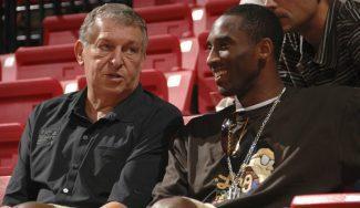 Jerry Colangelo elogia a Kobe y aún recuerda lo cerca que estuvo de elegirle en el Draft
