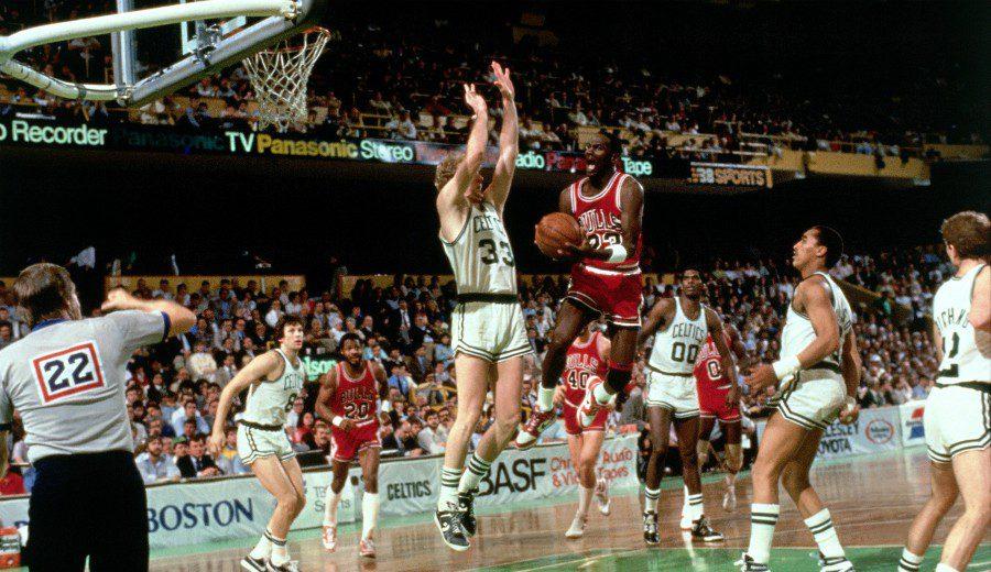 Increíble Jordan: El partido del «He visto a Dios disfrazado de jugador de baloncesto»