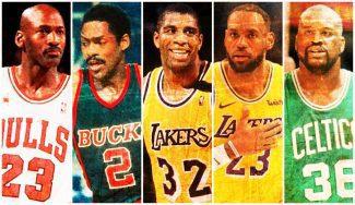 La lista de los jugadores más ricos de la NBA: Michael Jordan, en cabeza