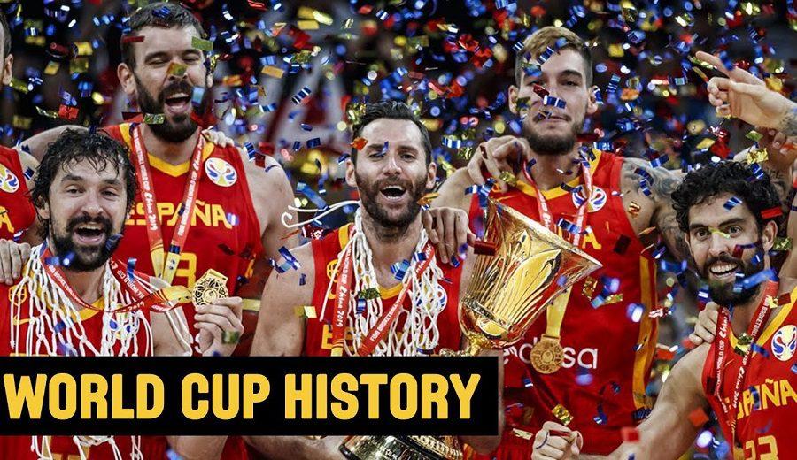 El documental de la FIBA que cuenta la historia de los Mundiales
