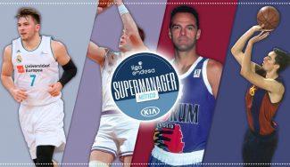 Sabonis, Schmidt, Epi, Scola, Doncic… en tu equipo. Ya puedes jugar al SuperManager KIA Mítico