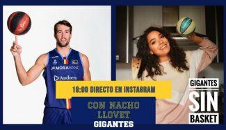 Nuevo episodio de 'Gigantes sin Basket' con un Nacho Llovet que ha dejado grandes momentos
