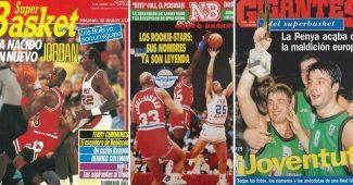 Historia de las publicaciones de baloncesto en papel en España