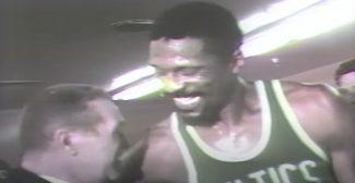 Joya vintage: el último partido de Bill Russell, en unas Finales Celtics-Lakers (Vídeo)