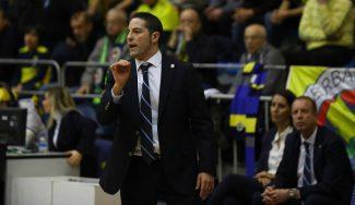 Victor Lapeña, mejor entrenador del año en la Euroliga con el Fenerbahçe