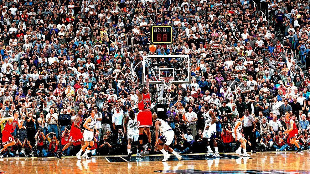 Insaciable: la segunda trilogía de Michael Jordan en los Bulls, por Andrés Monje
