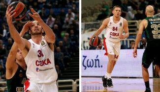 Reconstrucción en el CSKA: corta a dos ex NBA y Mike James sale al mercado. Así está su plantilla