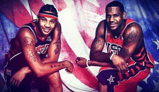 Carmelo Anthony desvela el pacto con LeBron para hacerse un sitio en la selección