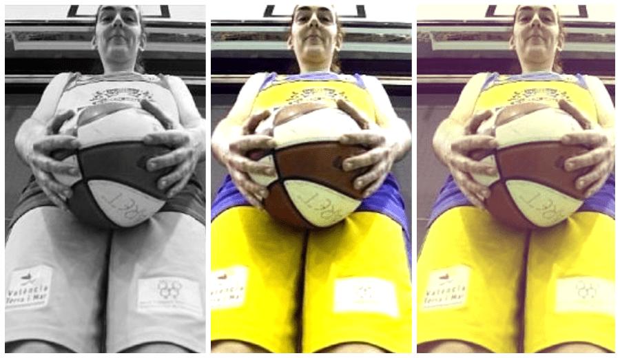 Silvia Mesa: así es la actual vida de la jugadora más alta de la historia del baloncesto español