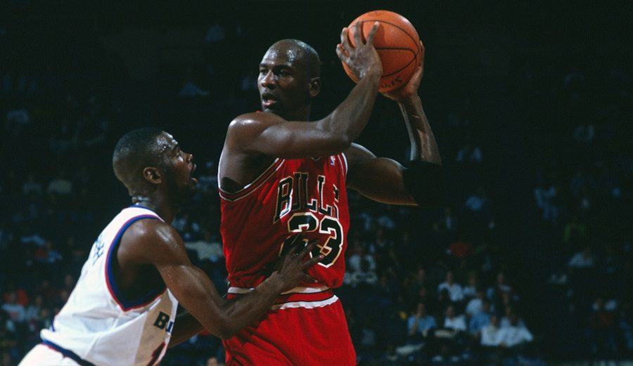 LaBradford Smith: el enemigo imaginario de Michael Jordan… jugó en León