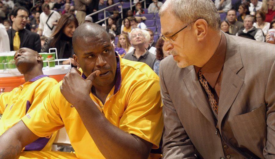Shaq explica la fórmula impuesta por Phil Jackson a su llegada a los Lakers