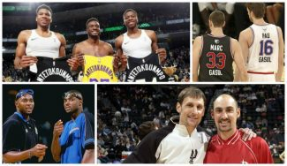 Tradición familiar: los mejores hermanos NBA de la historia de la Liga