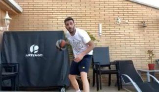 Para entrenar en casa: una hora de entrenamiento de bote con Paco Redondo (VÍDEO)