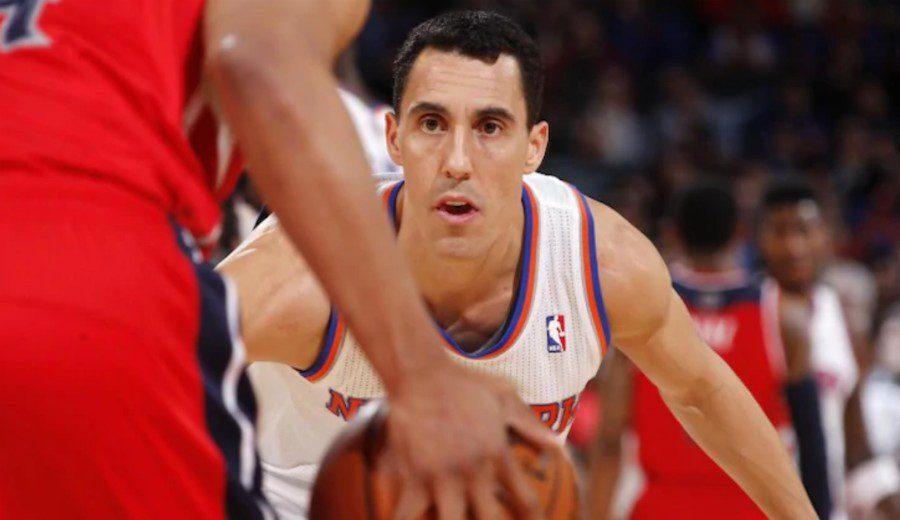 Pablo Prigioni, un señor rookie en los New York Knicks