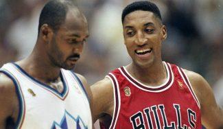 El trash-talk de Pippen a Malone que pasó a la historia de la NBA