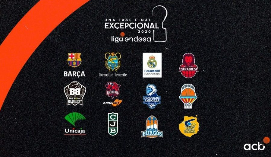 ¿Cómo llega cada equipo a la fase final de la Liga Endesa?