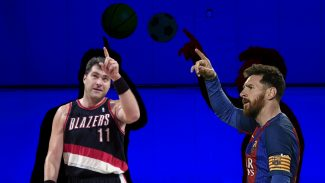 ¿Cómo se unen tácticamente la evolución del baloncesto y el fútbol? Lo explican Abel Rojas y Andrés Monje