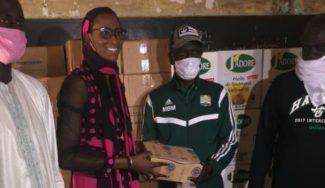 La otra cara de la pandemia: Astou Ndour y su lucha en Senegal, su número motivado por Michael Jordan…