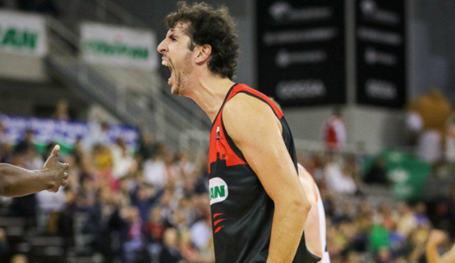 Sergio Olmos anuncia su adiós al baloncesto: tres ascensos en más de una década en la LEB Oro