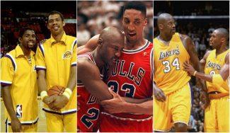 Las 10 mejores parejas de la historia de la NBA