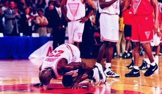 La historia del partido que Michael Jordan jugó estando retirado