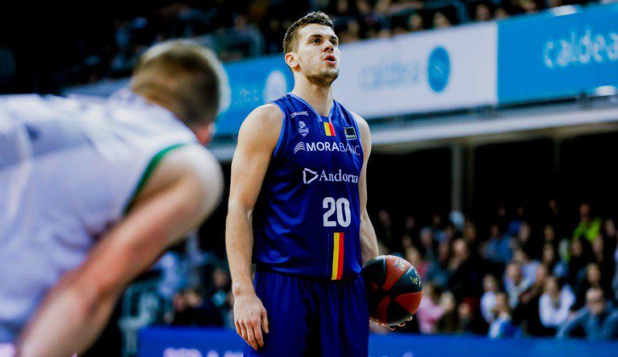 Dejan Todorovic jugará en el Iberostar Tenerife: así ha sido su carrera
