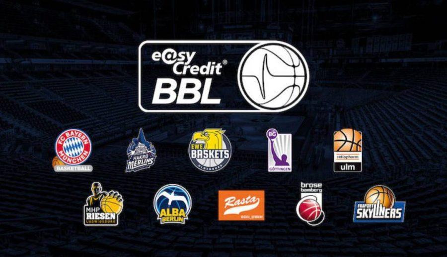 El baloncesto está de vuelta: la Bundesliga alemana, primer escenario