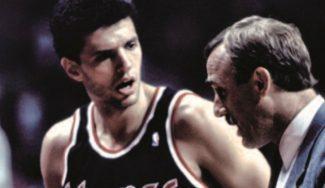 Un rookie enjaulado: la llegada de Petrovic en la NBA