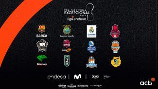 Horarios y calendario definitivos de la Fase Final de la Liga Endesa