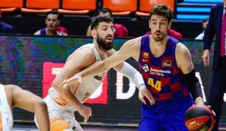 Barça y KIROLBET Baskonia, a semis de la Fase Final a falta de una jornada