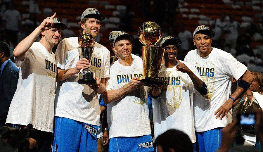 El primer Anillo NBA de los Mavericks: un repaso a aquella plantilla