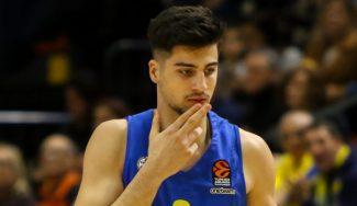 Deni Avdija apura sus opciones para el Draft NBA destacando en Israel