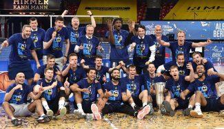 Aíto García Reneses y el 'españolizado' Alba Berlín ganan la Bundesliga