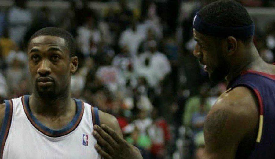 El momento más trash-talker de LeBron James hundió a Gilbert Arenas